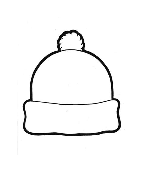 Hats On To Marc Color Shape by Best 25 Hat Template Ideas On Mittens