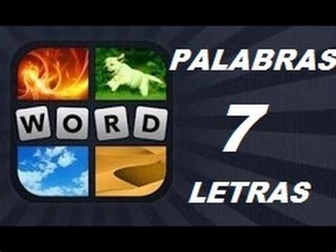 imagenes de fotos y palabras nivel 7 soluciones de 7 letras niveles 1 a 961 4 fotos 1