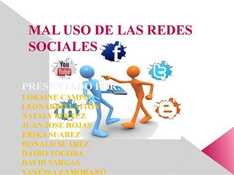 imagenes de las redes sociales y sus consecuencias calam 233 o mal uso de las redes sociales