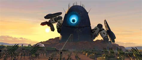 film robot e bambino il misterioso alieno robot del film d animazione mostri