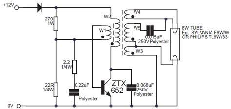 fluorescent l circuit diagram pdf wiring diagram