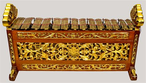 Gender Panerus from Javanese Gamelan at the National Music