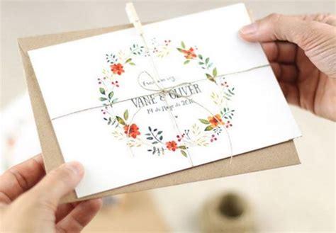 invitaciones de boda las mejores ideas para el 2017 fotos foto 18 33 ella hoy textos para invitaciones de boda las mejores ideas ella hoy