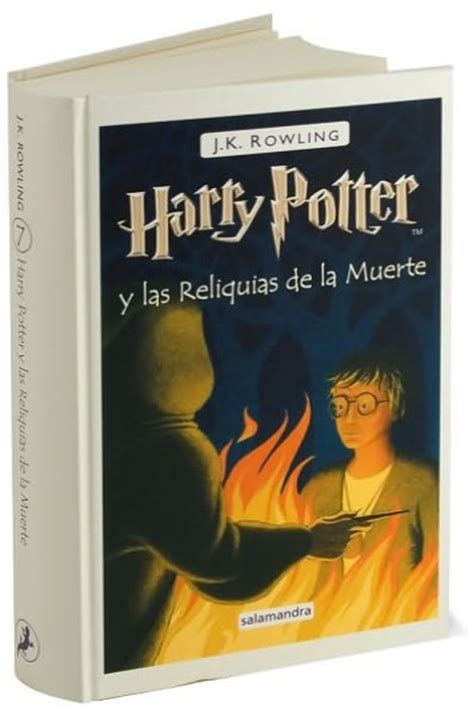harry potter spanish 8498383625 harry potter in spanish 7 harry potter y las reiquias de la muerte 7
