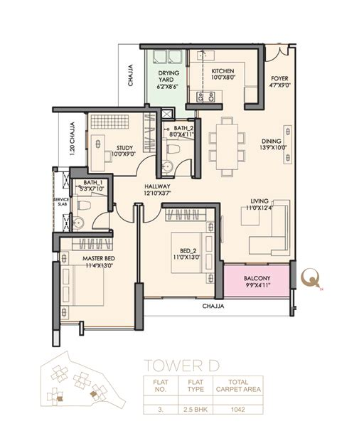 imperial towers mumbai floor plan wadhwa group imperial heights mumbai floor plan
