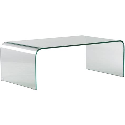 table basse verre pas cher table basse verre ronde
