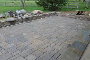 Best Pavers For Patio Cultured And Pavers Complete On The Pergola Patio Interior Andrew Watkins Custom