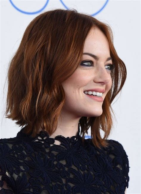 emma stone hairstyle 2015 celebrity hairstyles 2015 emma stone 2015 short hair again pinterest