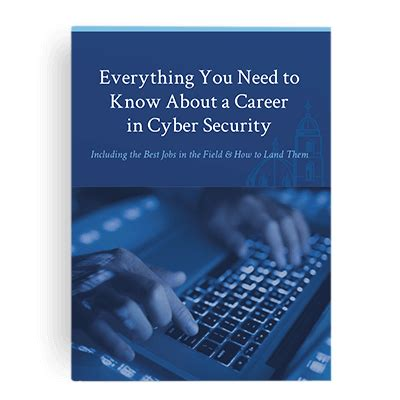 Cyber Security Mba Salary by How To Land The Best In Cyber Security Includes