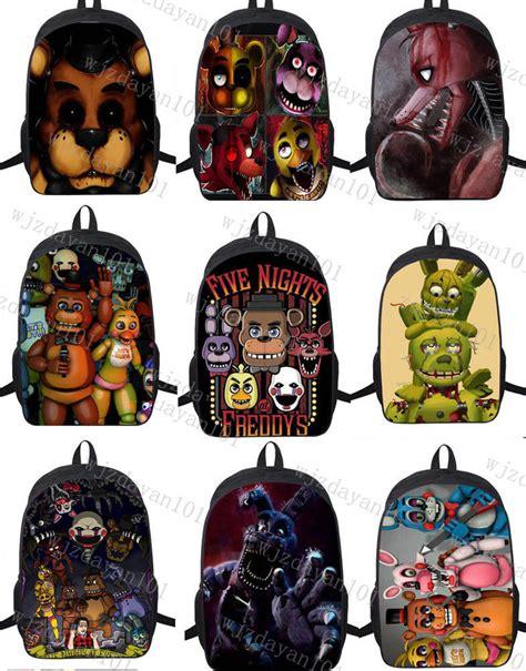 One A Handbags Freddy Ma by Five Nights At Freddy S Freddy Backpack Chica Foxy Bonnie