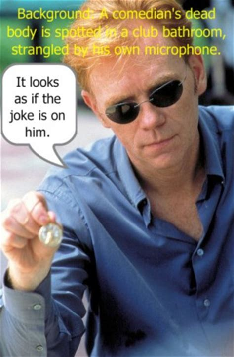 Horatio Csi Meme - sunglasses csi miami horatio quotes quotesgram