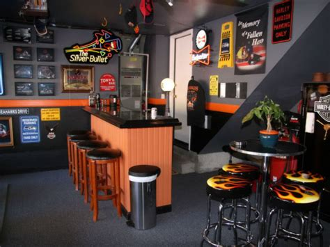 bar in garage 10 uber cool cave designs with pictures