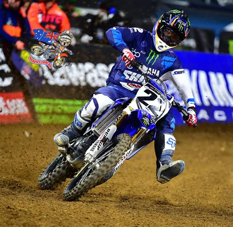 Chad Reed on cusp of breaking records   MCNews.com.au