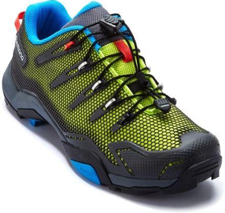 bike shoes rei shimano mt44 mountain bike shoes s at rei