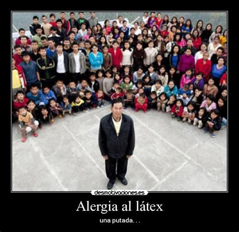 imagenes alergia al latex im 225 genes y carteles de alergia pag 7 desmotivaciones