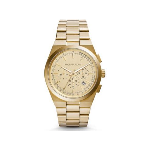 cheap mk outlet michael kors channing gold tone