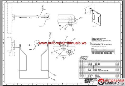 kenworth truck t800 diagram auto repair manual