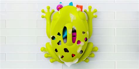 frog toy holder bathtub 10 best bath toy storage solutions 2018 bath toy holders