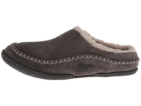 sorel house slippers sorel house slippers 28 images mens sorel falcon ridge casual fur suede winter