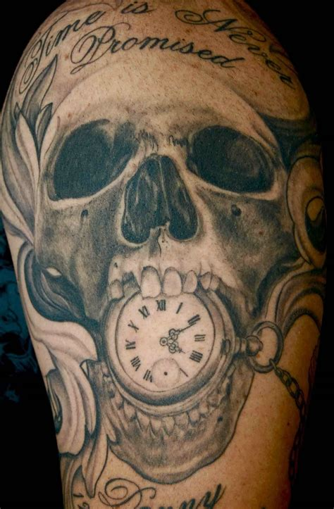shoulder skull tattoo designs 100 unique tattoos