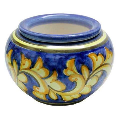 vasi ceramica vietri oggettistica solimene ceramica vietri sul mare the