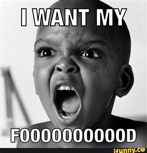 Black Child Meme - funny black baby meme i want food photo for whatsapp