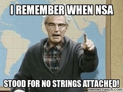 No Strings Attached Memes - no strings attached