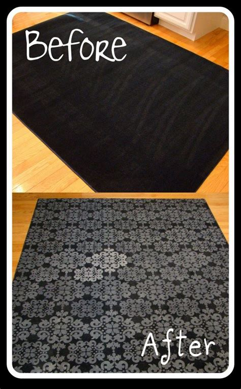 rug stencils best 25 stencil rug ideas on inexpensive rugs laundry room rugs and cheap outdoor rugs