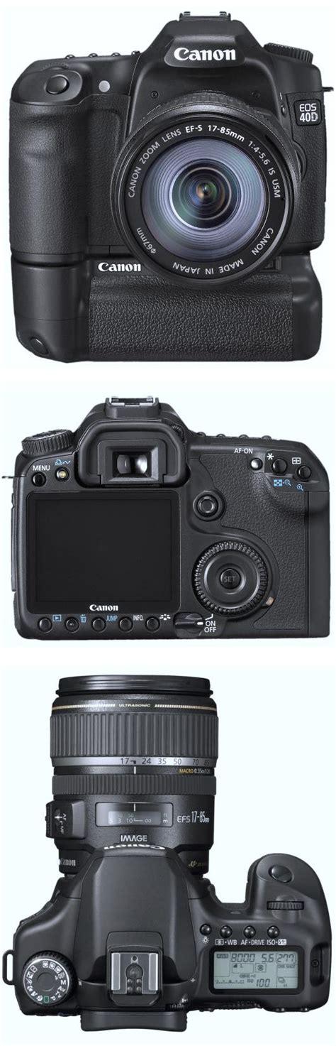 Kamera Canon Eos 40d Second canon eos 40d die g 252 nstige slr f 252 r amateurfotografen