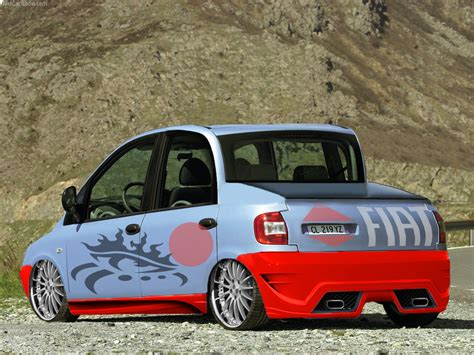 fiat multipla tuning fiat multipla wallpaper 1600x1200 9951