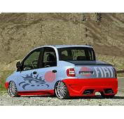 Fiat Multipla Tuning Wallpaper  1024x768 9960