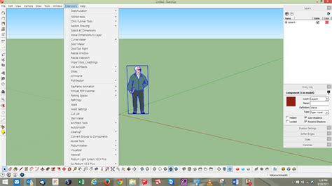Drape Sketchup Show Us The Way You Have Sketchup Set Up On Your Computer