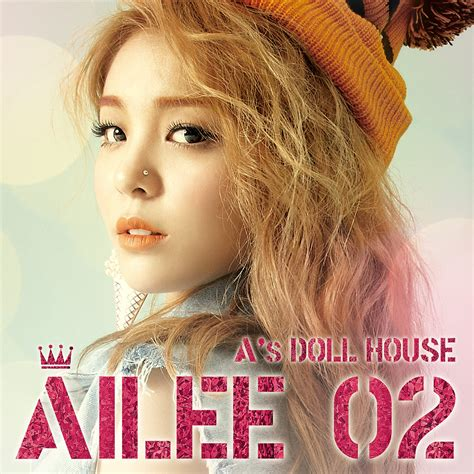 Download Ailee A S Doll House 2nd Mini Album