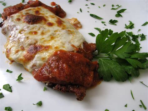 veal parm mia cucina vitello alla parmigiano