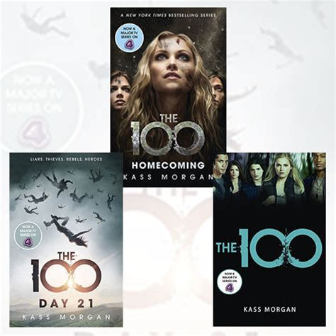 the 100 book one kass morgan collection the 100 series 3 books set pack brand new us ebay