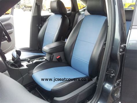 Car Seat Covers For Ford Focus Ford Focus Faux Leather Car Seat Covers And Retrim
