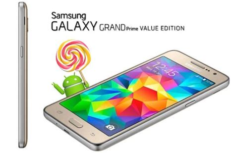samsung galaxy grand prime android themes samsung galaxy grand prime ve android 5 1 1 update lands
