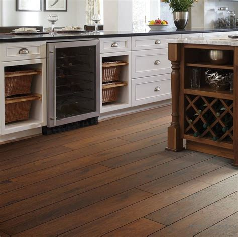 Kitchen Cabinets And Flooring The Low On Laminate Vs Hardwood Floors