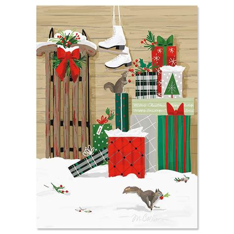 Current Cards And Gifts - the gift personalized christmas cards current catalog