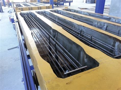 Prestressed Concrete Sleepers Manufacturers by Prestressed Concrete Sleepers For America Concrete Plant