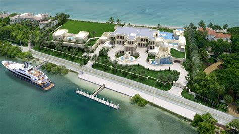 Luxury Beach Home Plans by Mega Mansion Price Tags Amount To Crazy Math Sun Sentinel