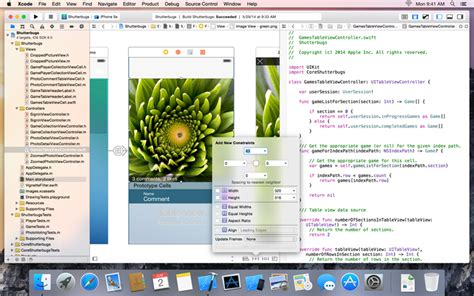 cocoa tutorial xcode 6 xcode 6 的新增特性 cocoachina 让移动开发更简单