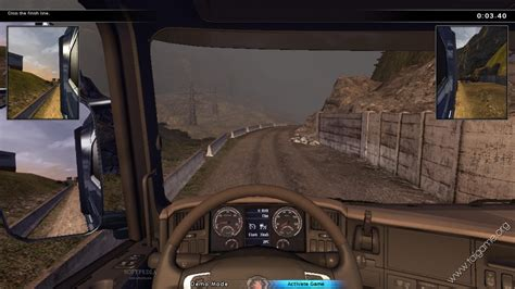 scania truck driving simulator the free