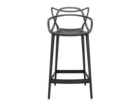 sgabelli kartel buy the kartell masters bar stool black at nest co uk