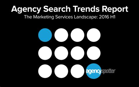 Search Agency Trends Report For Agency Search Selection Partnerships