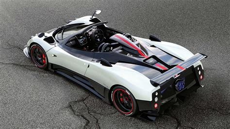 2017 Pagani Zonda Cinque Roadster Hd Car Wallpapers Free