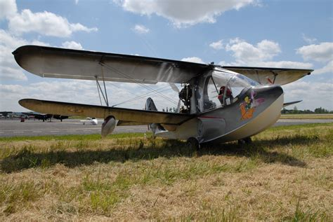 Ultra Light Plane by File Ultralight Aircraft Airexpo Muret 2007 0128 2007 05