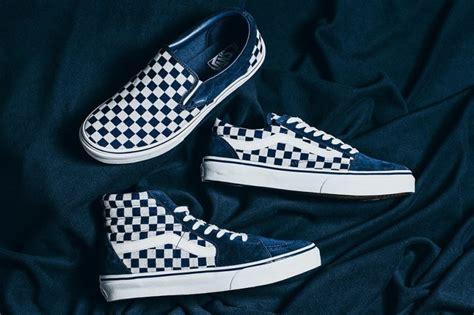 Sepatu Vans Yang Biasa vans rilis sepatu khusus yang dibuat dengan teknik