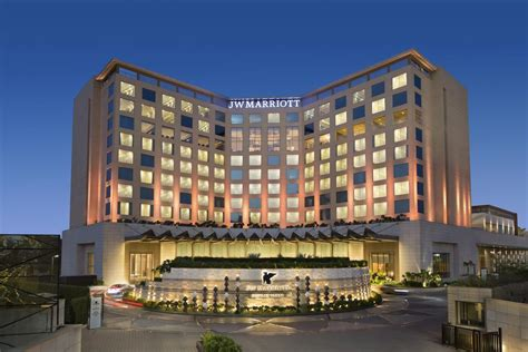 marriot inn hotel jw marriott mumbai sahar india booking