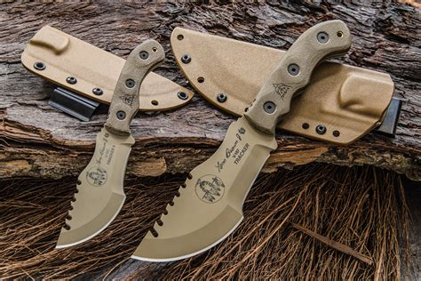 tom brown tracker 2 tops 2 new tom brown tracker knives recoil